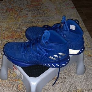 Adidas Crazy Explosive 2017 Boost ROYAL size 9.5